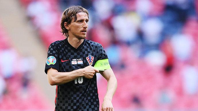 Капитан сборной Хорватии Модрич пропустит матч с Россией в отборе на ЧМ-2022