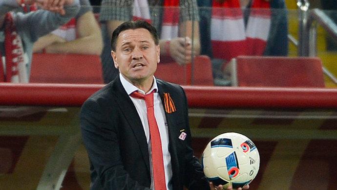 Аленичев не возглавит возрождаемый футбольный клуб в Саранске