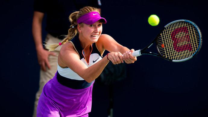 19-летняя Потапова поднялась на 14 строчек в рейтинге WTA