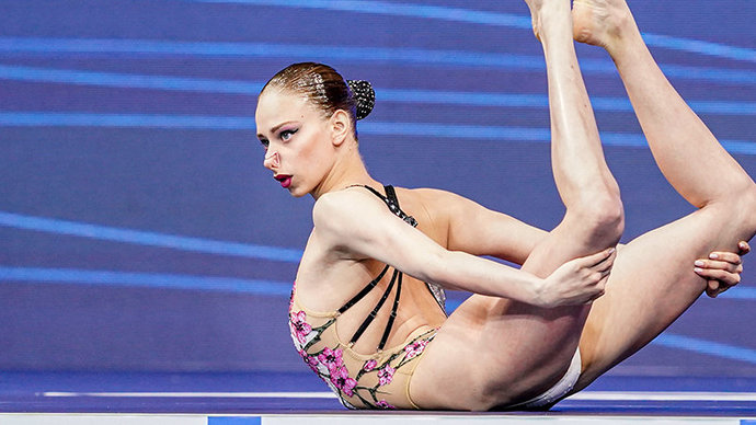 Субботина выиграла произвольную программу в соло на чемпионате Европы