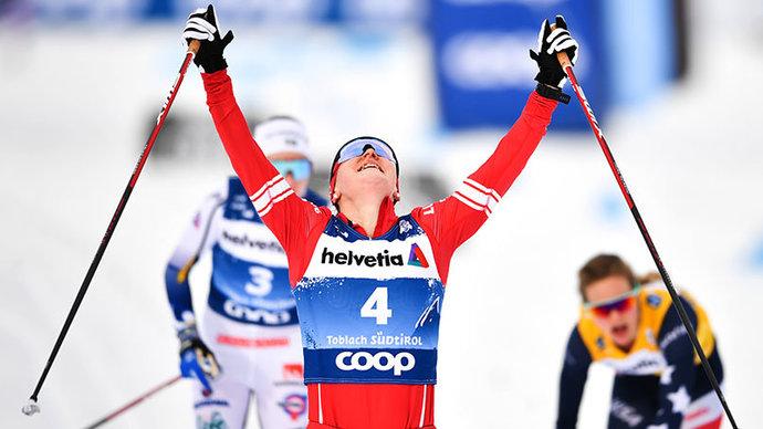 Юлия Ступак: «На тренировке до гонки поняла, что будет хорошая борьба»