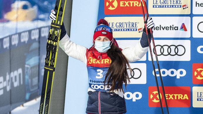 Юлия Ступак: «Знала, что на финише я буду сильнее»