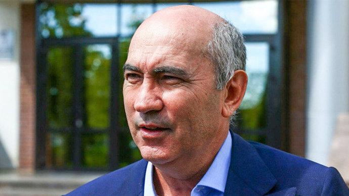 Источник: РФС рассматривает вариант назначения Бердыева на пост главного тренера сборной России