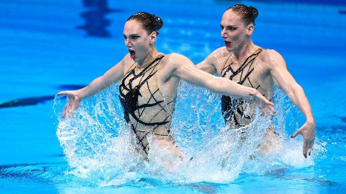 Колесниченко и Ромашина завоевали золото Олимпийских игр в Токио