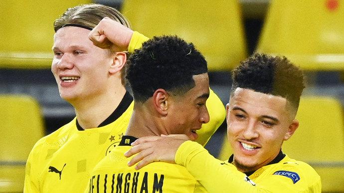 Дортмундская «Боруссия» разгромила «Лейпциг» и в 5-й раз в истории выиграла Кубок Германии