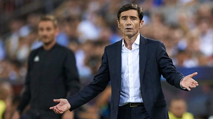 Марселино стал первым тренером в истории, обыгравшим «Барселону» в двух финалах подряд