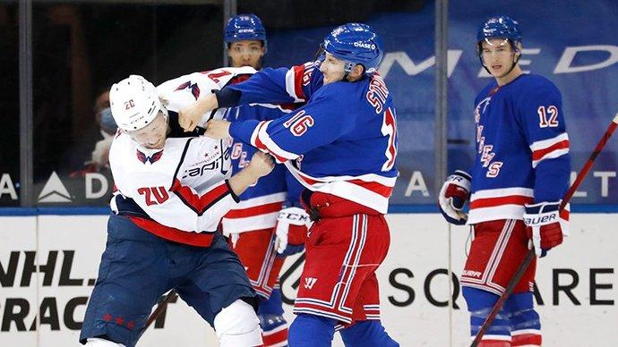 «Рейнджерс» оштрафован на 250 тысяч долларов за критику в адрес руководителя НХЛ