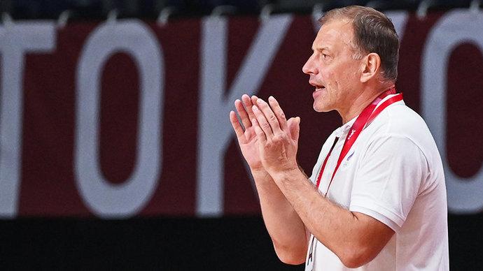 Алексеев покинул пост главного тренера женской сборной России