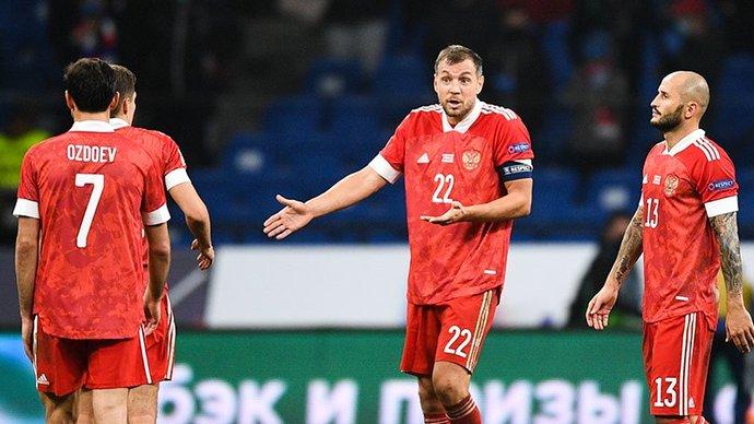 Сборная России выбрала самые страшные матчи в истории команды