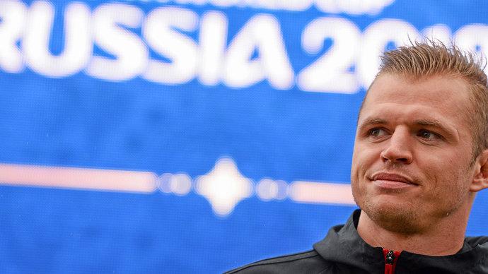 Дмитрий Тарасов: «Предложения от клубов? Летом всё будет»