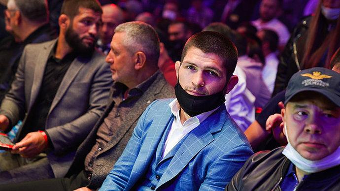 Вице-президент UFC: «Не могу сказать, что Хабиб ушел. Он остается рядом»
