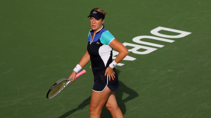 Павлюченкова завершила свое выступление на турнире в Истбурне после первого круга