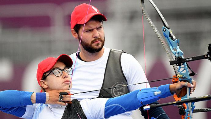 Сборная России по стрельбе из лука выиграла золото Паралимпиады в Токио