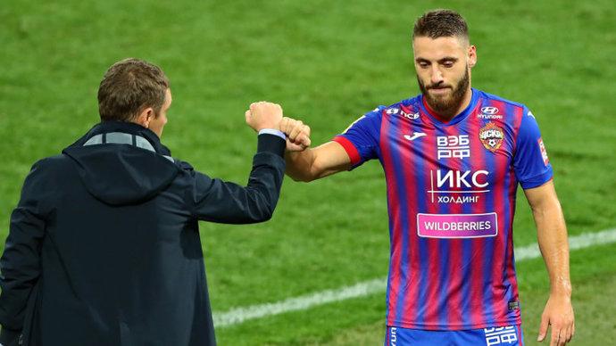 Виктор Ганчаренко: «Влашич достаточно силен физически, чтобы играть три матча в неделю»