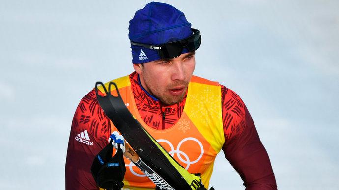 Червоткин дисквалифицирован после столкновения с Беловым на финише масс-старта на «Тур де Ски»