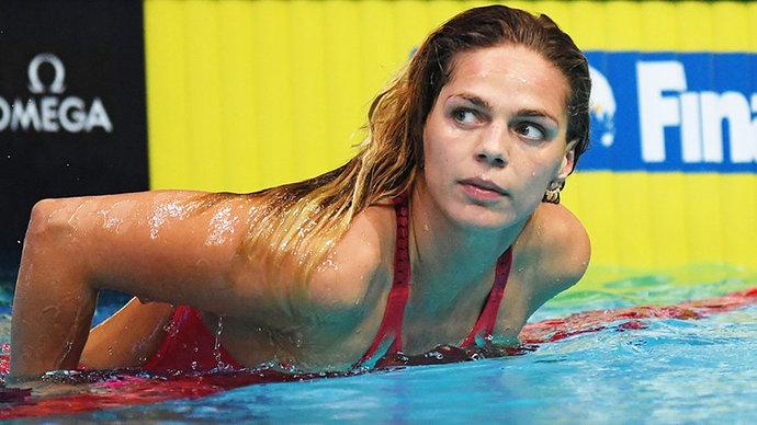 Ефимова не смогла отобраться на Олимпиаду в Токио на дистанции 200 метров брассом