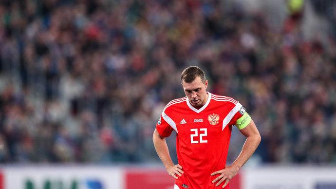 Артем Дзюба: «Для меня игра за сборную — не пустой звук»