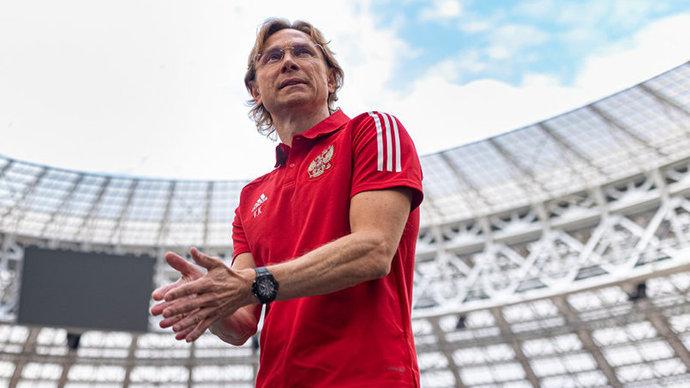 Валерий Карпин — в эфире «Матч ТВ»: «Ничья в матче с Хорватией будет неплохим результатом»