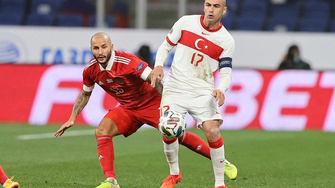 Федор Кудряшов: «С нынешним главным тренером сборная Турции прибавила»