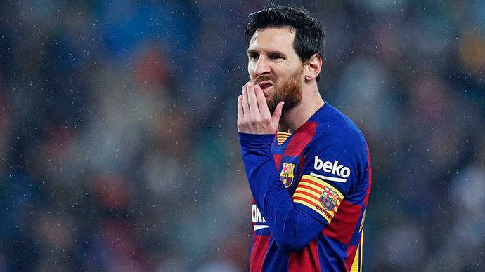Месси вылетел из списка 100 лучших игроков Европы после поражения «Барселоны» от «Реала»