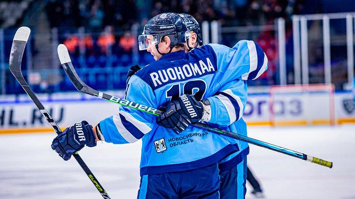 Пуустинен и Руохомяя уйдут из «Сибири»