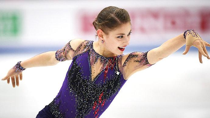 «Чтобы сбывались мечты и спортсмены приносили только радость». Косторная поздравила Плющенко с днем рождения