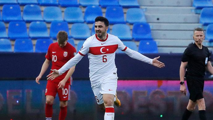«Спартак» может приобрести хавбека сборной Турции за 32 миллиона евро