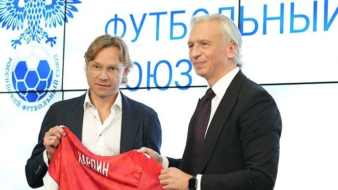Валерий Карпин: «Не согласен, что у сборной России слабый состав»