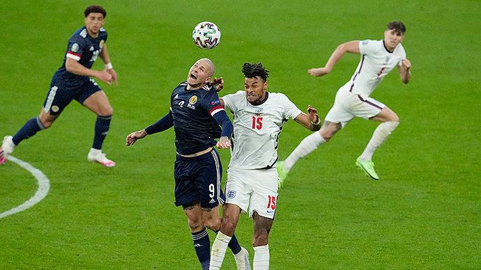 Англия и Шотландия впервые в истории не сумели забить друг другу на «Уэмбли»