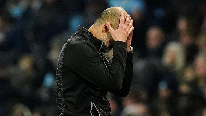 Матч «Манчестер Сити» — «Эвертон» перенесен из-за случаев коронавируса у хозяев