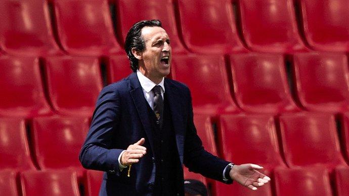 Унай Эмери: «Мы заслужили победу в финале Лиги Европы»