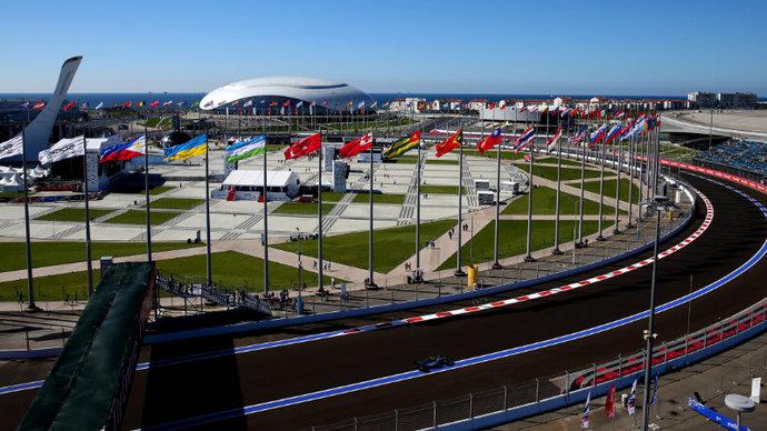 Гендиректор «Росгонок» в эфире «Матч ТВ» отреагировал на слухи о переносе Гран-при России в Санкт-Петербург