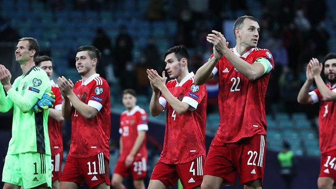 Сборная России поздравила ветеранов с 76-летием Победы