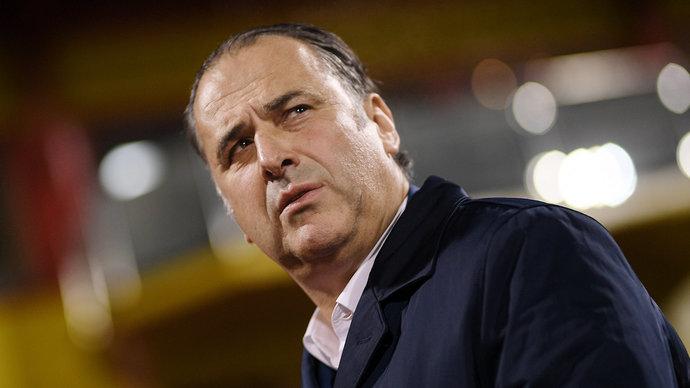 Божович сменил Парфенова на посту главного тренера «Арсенала»