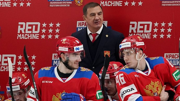 Брагин продолжит возглавлять СКА и сборную России по окончании сезона