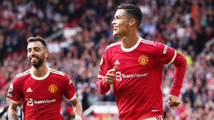 В «Ювентусе» прокомментировали дубль Роналду за «Манчестер Юнайтед»