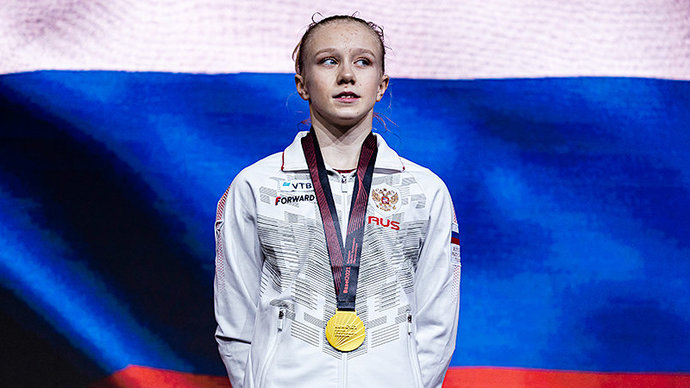 15-летняя Листунова — о победе на дебютном ЧЕ: «Здесь не все получилось. Буду работать дальше»