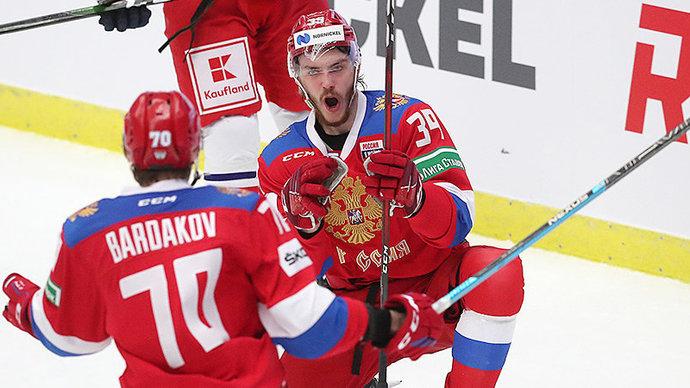 Сборная России выступит на чемпионате мира-2021 под флагом ФХР или ОКР