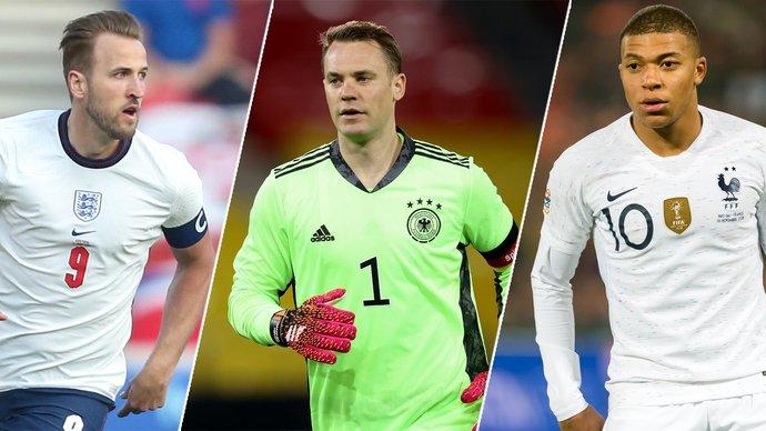 Кто выиграет Евро-2020?