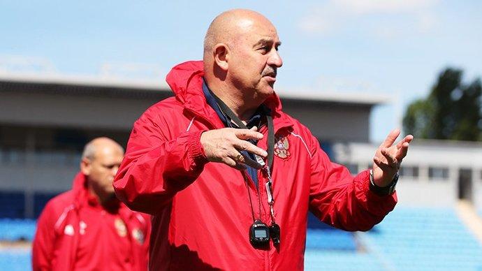 Станислав Черчесов: «Игроки выполнили то, что мы требовали, моменты у нас были, как и у соперника, но запланировать голы невозможно»