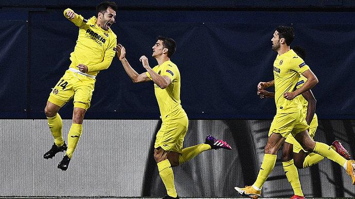 «Вильярреал» победил «Арсенал» в первом матче полуфинала Лиги Европы