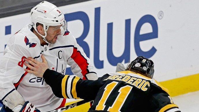 Александр Овечкин — о выходе в топ-6 лучших снайперов в истории НХЛ: «У меня в каждом матче есть шикарные моменты, бери и забрасывай»