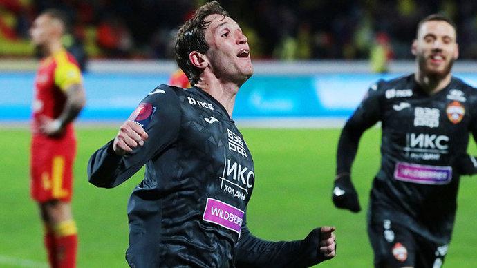 ЦСКА одержал волевую победу над «Арсеналом» и вышел в полуфинал Кубка России
