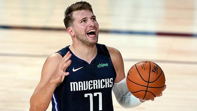 Дончич помог «Далласу» обыграть «Бостон», «Лейкерс» уступили «Милуоки»