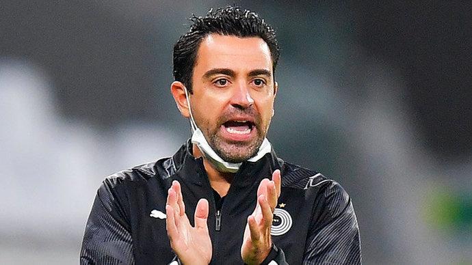 Источник: «Барселона» рассматривает Хави в качестве тренера в следующем сезоне