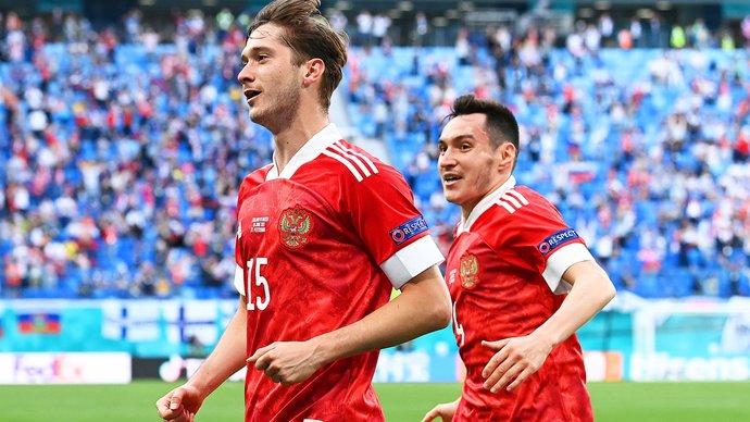 Гол Миранчука принес сборной России победу в матче с финнами