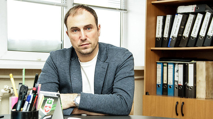 ФНЛ. Взгляд изнутри. Кирилл Новиков: «Если выйдем в РПЛ, за стадионом на 10 тысяч дело не станет»