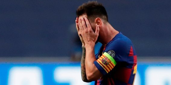 «Барселона» сыграет с «Реалом Сосьедад» без Месси