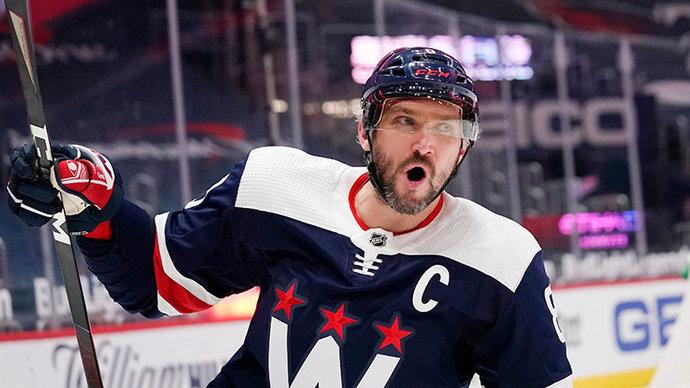 «Вашингтон» выиграл у «Филадельфии», Овечкин забросил 715-ю шайбу в НХЛ