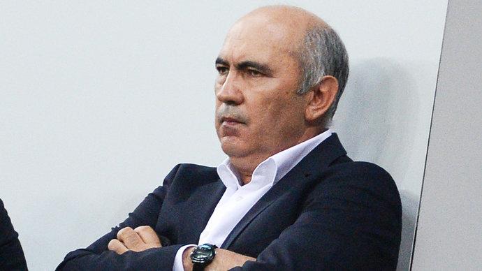 Роман Шаронов: «Бердыев — тот тренер, который своим подходом к делу может дать результат, необходимый сборной России»